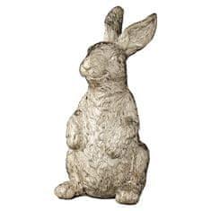 Lene Bjerre Stojící králík SERAFINA zlatý 11cm