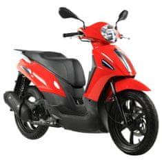 CLS MOTORCYCLE Skútr CLS FLASH 125 ccm červený