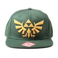Difuzed Zelda: Twilight Princess, Snapback With Golden Triforce Logo kapa s šiltom