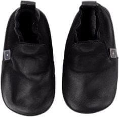 Lodger gyerek papucs Stepper Basic Black ST53_6_7_002_318, 16, fekete