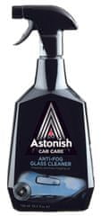 Astonish čistilo za steklo s sredstvom proti rosenju, 750 ml