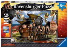 Ravensburger Kako izuriti svojega zmaja, 2 100 kosov