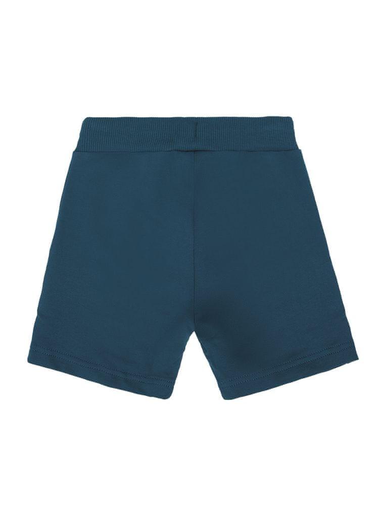 Levně WINKIKI chlapecké šortky 122 tmavě modrá