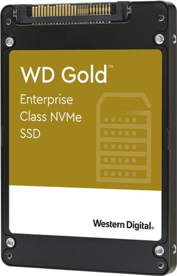 """Western Digital WD Gold Enterprisa WDS384T1D0D, 2.5"""" - 3,84TB (WDS384T1D0D)"""