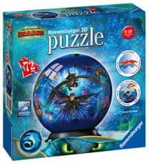 Ravensburger Puzzleball Jak wytresować smoka 3,72 elementy