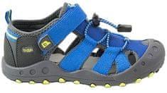 Bugga B00159-04 fantovski sandali, modri, 34