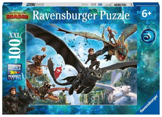 Ravensburger Kako izuriti svojega zmaja, 3 100 kosov
