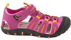 Bugga B00160-03 dekliški sandali, 30, roza