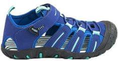 Bugga B00160-04 fantovski sandali, modri, 27