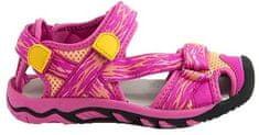 Bugga dievčenské sandále B00161-03, 34, ružová - zánovné