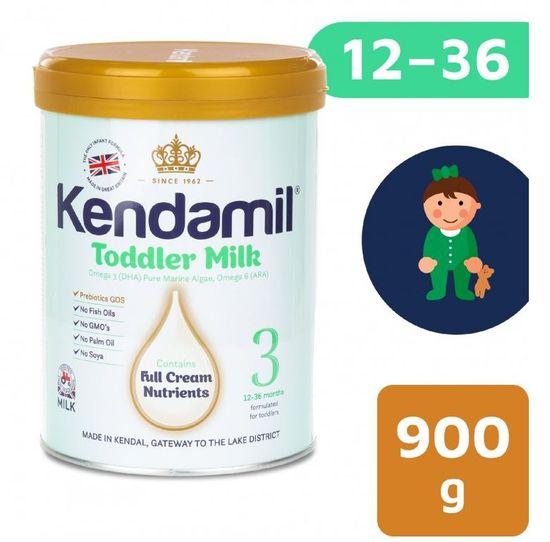 Kendamil batolecí mléko 3 (900 g) DHA+