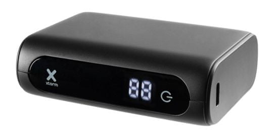 Xtorm GO prenosna baterija, 10000 mAh, siva