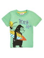 WINKIKI majica za dječake, 98, zelena