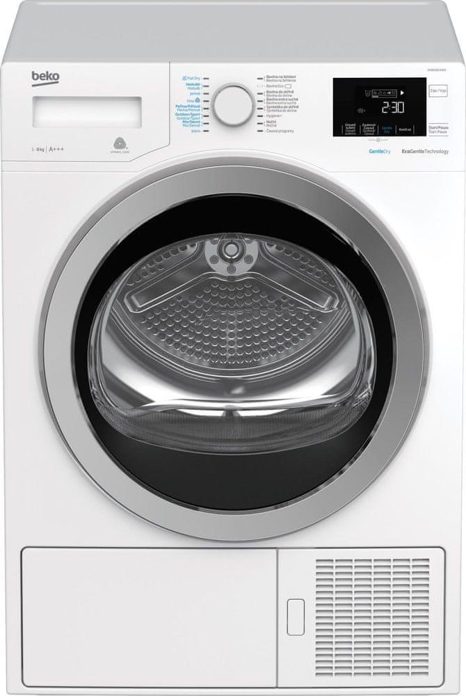 Beko sušička prádla DH8536CSARX