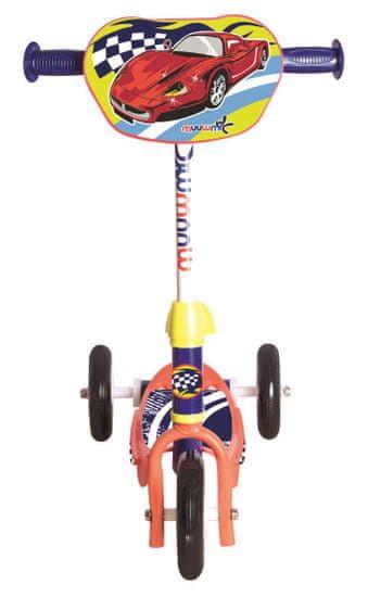 Authentic Dětská koloběžka průměr kol 140 mm a 120 mm