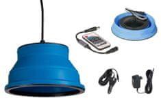 Kampa LED luč Groove, modra