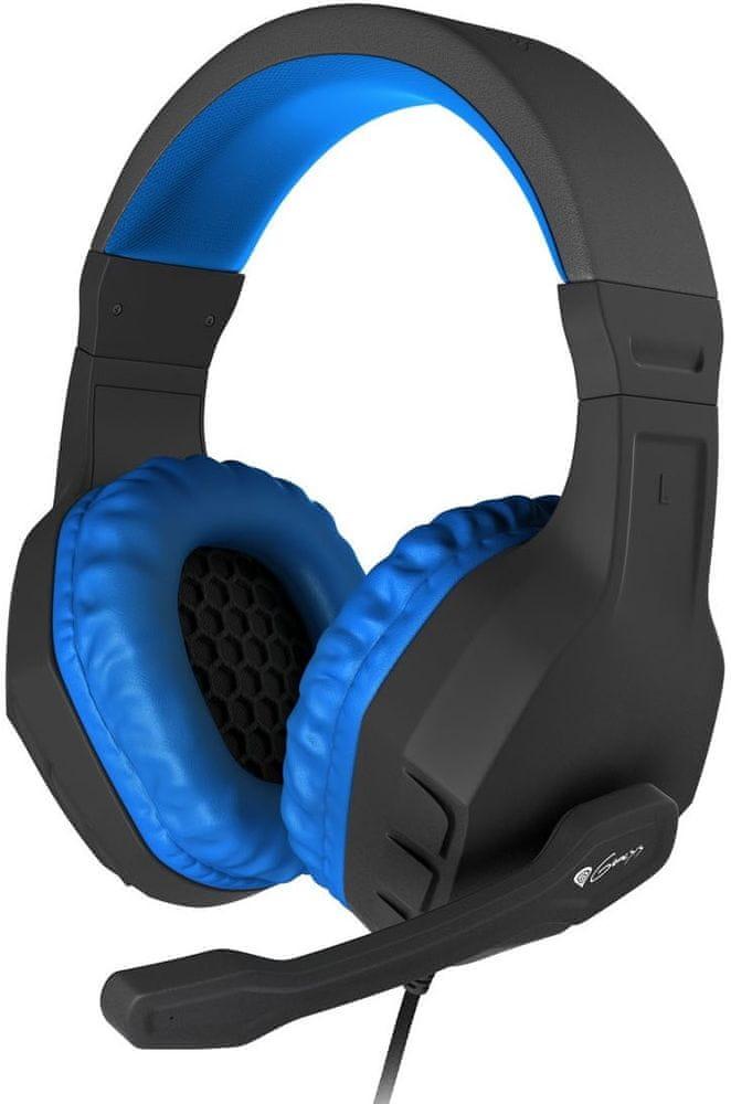Genesis Argon 200, černá/modrá (NSG-0901)