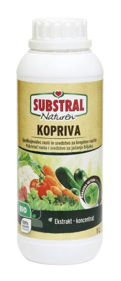 Substral sredstvo za krepitev rastlin, kopriva, 1 L