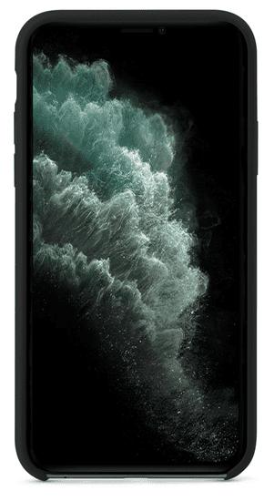 EPICO Silicone Case 2019 ovitek za iPhone 11 Pro Max, črn (42510101300001)