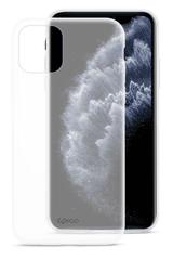 EPICO Silicone Case 2019 ovitek za iPhone 11 Pro, belo-transparenten (42310101000003)