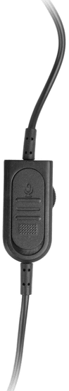 Genesis Argon 400, černá/červená (NSG-0687)