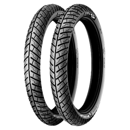 Michelin 80/90-16 CITY PRE R 48P TT REINF.