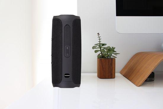 Manta SPK130GO Bluetooth zvočnik, črn