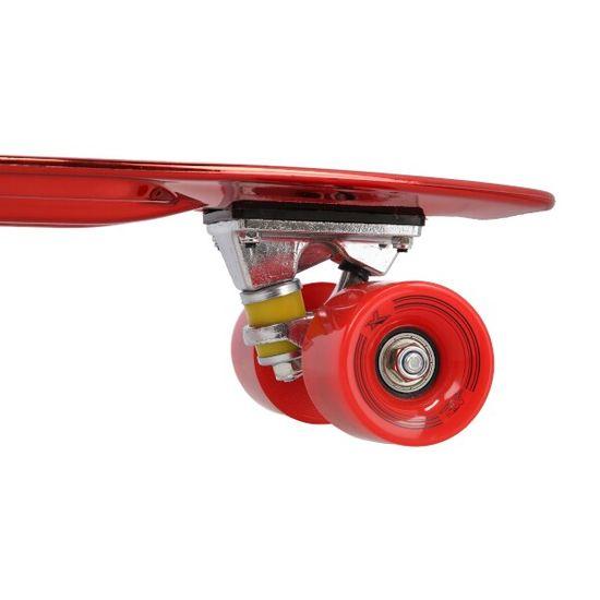Nils Extreme PennyBoard PNB01 electrostyle, červený