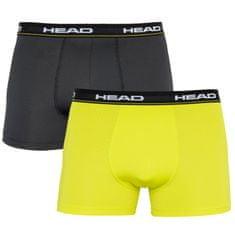 Head 2PACK pánske boxerky viacfarebné (871001001 007) - veľkosť M