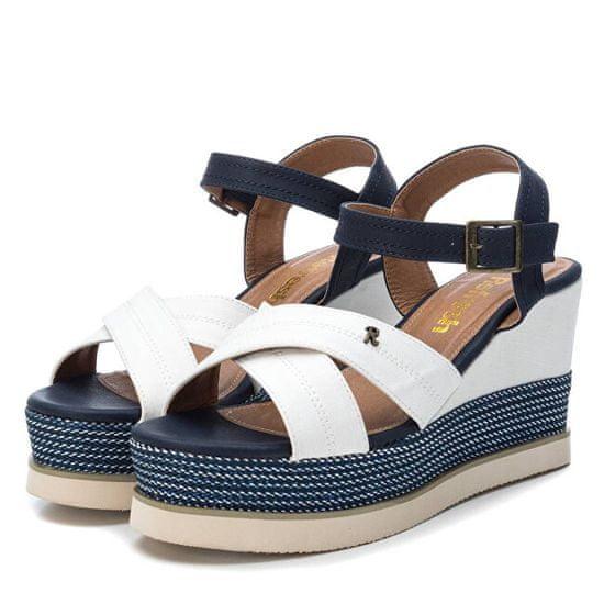 Refresh White tekstilni Ladies sandali 69595 White