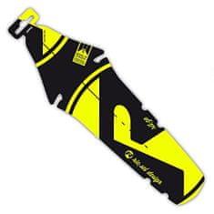 Riesel Design Neon blatnik za zadnje kolo, rumen