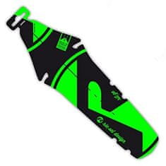 Riesel Design Neon blatnik za zadnje kolo, zelen