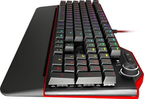 Genesis RX85 RGB gaming mehanska tipkovnica