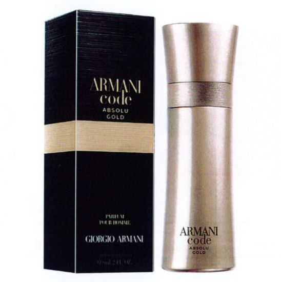 Armani Code Absolu Gold parfumska voda, 60 ml