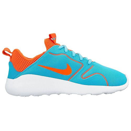 Nike WMNS KAISHI 2.0, 20 | BIEGANIE NSW | KOBIETY | LOW TOP | GAMMA BLUE / TOTAL CRIMSON-WHITE | 10
