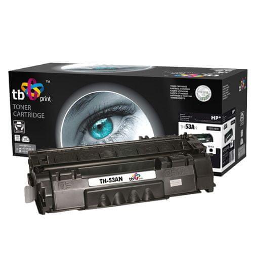 TB print Toner TB kompatibilný s HP Q7553A N, Toner TB kompatibilný s HP Q7553A N