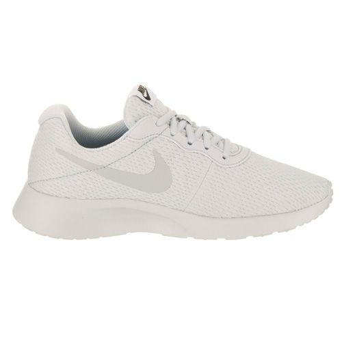 Nike WMNS TANJUN PREM, 20. | NYW futás NŐK | LOW TOP | TISZT PLATINUM / TISZT PLATINUM-BL | 7.5