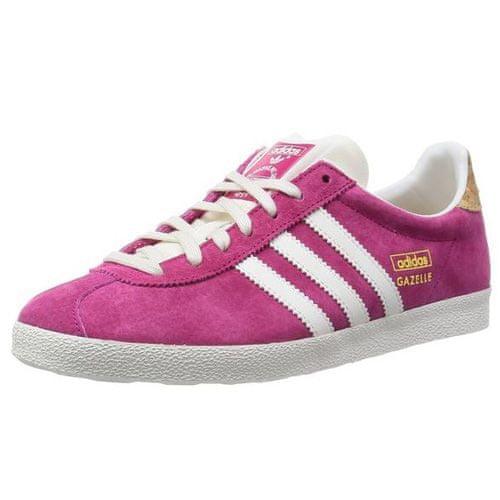 Adidas GAZELLE OG W, Cipő - alacsony (NEM FABOTBALL) | BOPINK / OWHITE / GOLDMT | 5-