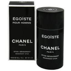 Chanel Égoiste - tuhý deodorant 75 ml, pro muže Égoiste - tuhý deodorant