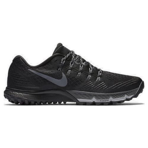 Nike AIR ZOOM TERRA KIGER 3, 20.   Futás   FÉR   LOW TOP   FEKETE / FÉNY SZÉK-CL SZÜRÖK-WLF SZÜRKE   8