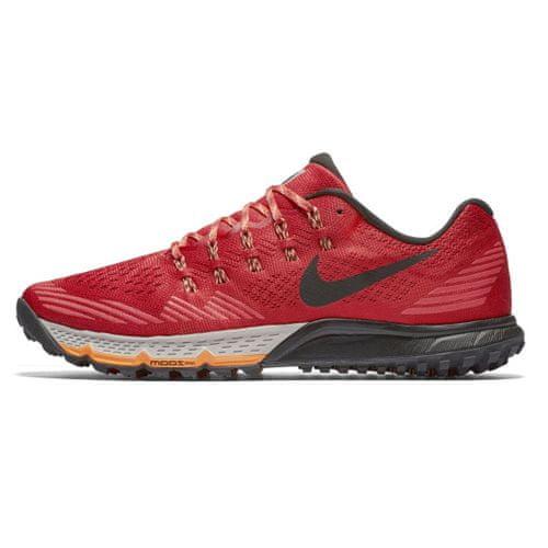 Nike AIR ZOOM TERRA KIGER 3, 20.   Futás   FÉR   LOW TOP   RD REEF / BLK-DRK CYNN-LT IRN VAGY   10