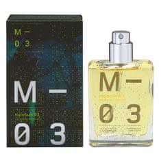 Molecule 03 30ml EDT Cased
