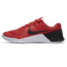 Nike  METCON 2, 20   FOOTBALL, BASEBALL, AT   MEN   LOW TOP   ACTION RED/BLACK-WHITE   9.5