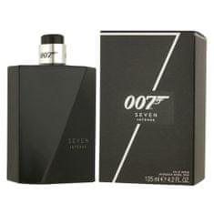 James Bond 007  Seven Intense - parfémová voda s rozprašovače, Seven Intense - parfémová voda s rozprašovačem 125 ml