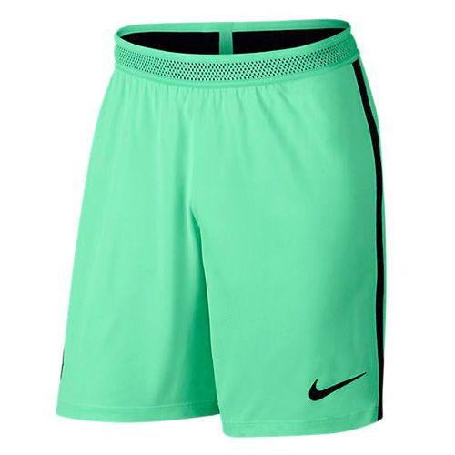 Nike FCB M H3 VAPOR MATCH SHORT, 10 | PIŁKA NOŻNA / PIŁKA NOŻNA | MĘŻCZYZNA | KRÓTKI | ZIELONY POŁYSK / CZARNY | XL