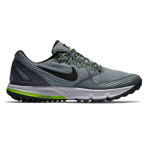 Nike WMNS AIR ZOOM WILDHORSE 3, 20. | Futás | NŐK | LOW TOP | HŰTŐSZÖK / BLK-ANTHRCT-WLF SZÜRKE | 8