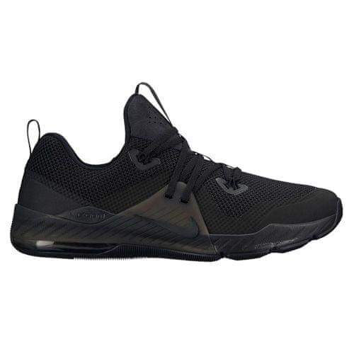 Nike ZOOM VONATKÖZ, 20.   FÉNYKÉPZÉS   MENS   LOW TOP   FEKETE / FEKETE-FEKETE-FEKETE   9.5
