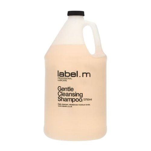 label.m Gentle Cleansing Shampoo 3750ml