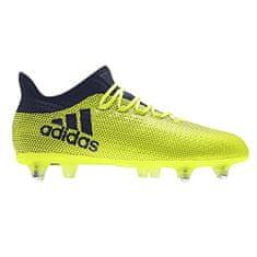 Adidas X 17.2 FG SYELLO/LEGINK/LEGINK - LEGINK - 40,5