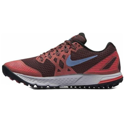 Nike AIR ZOOM WILDHORSE 3, 20. | Futás | FÉR | LOW TOP | NGHT MRN / OCN FG-EMBR GLW-FEKETE | 11